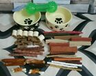 Doggie Dog treats mixed flavours Sausage rawhide toys