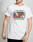 The Talking Heads 80's New Wave Post Punk Art Pop Music Band Tee Shirt