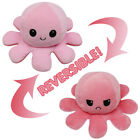 Octopus Plush Reversible Flip Stuffed Toy Soft Animal Home Accessories Baby Gift