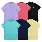 Polo Ralph Lauren Mens Polo Stretch Classic Fit Collar Top New Prl S M L Xl