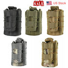 Tactical Ammo Pouch Military Molle Hunting Rifle Magazine Pouch Dump Drop Bag