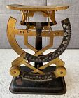 VINTAGE SCALES IMAZ BILATERAL CONCAV WITHOUT WEIGHTS BEAUTIFUL AND COLLECTABLE