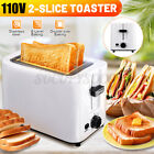 Classics 2 Slic Toaster Extra-Wide Slot Stainless Steel Sandwich Makers 110