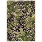 Liora Manne Marina Safari Indoor Outdoor Area Rug Green