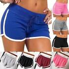 Ladies Sports Shorts Yoga Casual Gym Joggings Lounge Wear Summer Beach Hot Pants