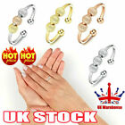 Spinning Fidget Peace Rings Spinner Open Rings for Anxiety Worry Rotatable Ring