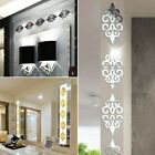 10pcs Art Removable Wall Sticker Acrylic Mural Decal Home Room Decor Modern