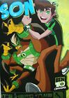 Nephew Brother Son Grandson Birthday Card Ben 10 Alien