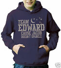 Twilight Hoody Team Edward - with Silver Print (894)