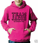 Team Jacob - Coz Edward's Cold Twilight Hoody (909)