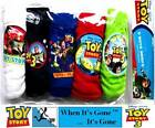 BOYS TOY STORY BRIEFS/PANTS 2-8 Years pick from list 100% Cotton Multi