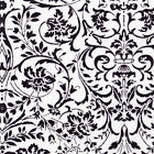 POLYCOTTON CLOTHES DRESS FABRIC ANTIQUE DANDY DAMASK 44