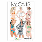McCall's 5400 Sewing Pattern to MAKE 2-Piece Bathing Suit / Swimsuit & Tunic