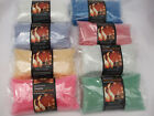 COLOUR SCENTED CANDLE SAND ~ PLUS WICKS ~ ASSORTED