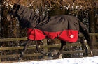 Masta Turnoutmasta 200g Fixed Neck 600 Denier Winter Mediumweight Turnout Rug