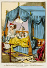 TZ74 Vintage 1812 Taming Of The Shrew Print A1 A2 A3