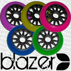 BLAZER Scooter Wheel - 12 Spoke Core - 100mm - Fits Razor JD Bug Micro Slamm
