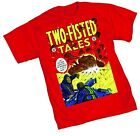 T-SHIRT EC COMICS TWO FISTED TALES #28 by Harvey Kurtzman T/S Size M L XL XXL