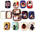 NEW CUTE PADDINGTON BEAR COLLECTABLE PEPPERMINT TINS SET OR PIK A TIN