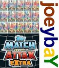 CHOOSE 11/12 EXTRA MAN OF THE MATCH ATTAX HAT-TRICK HERO FROM ALL 20 & 10 HEROES