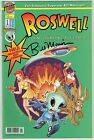 3* Roswell Comics #1,2,3! Deutsch. 2000