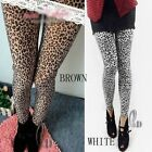SZ S-L/AU6-12 Leopard Animal Pattern Leggings  Pants p108