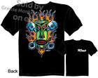 Hot Rod Piston Tiki T-shirt Kustom Kulture Tiki Tee Garage Sz M L XL 2XL 3XL