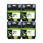 Genuine HP 950XL / 951XL High Capacity Ink Cartridges for Printers