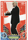 Match Attax Euro 2012 Denmark Cards Pick From List