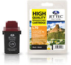 Remanufactured Jettec L70 Black Ink Cartridge for Samsung SCX1000 & more