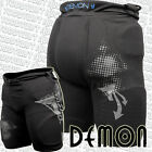 DEMON Flex Force Padded Snowboard Impact Shorts  / Hip & Coccyx Protection