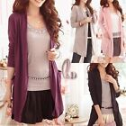 Celeb Style Soft Waterfall Open Cardigan Top Shawl SZ S-XL/AU6-14 T049