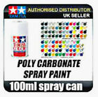 Tamiya Color Polycarbonate Spray Paint 100ml PS-1 To PS-31 RC Car Build