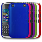 Slim Fitted Hard Armor Back Clip Case Cover Skin For BlackBerry 9320 Curve Phone