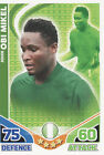 Match Attax World Cup 2010 New Zealand & Nigeria Cards Pick From List
