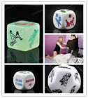 12/6 Sided Love Sex Spice Erotic Dice Toy For Lover Gift Party Fun Game Adult
