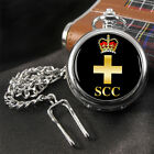 Sea Cadets SCC First Aid Pocket Watch