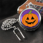 Pumpkin Pocket Watch