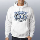 NEW Colts White Hoodie Sweatshirt Men's Women's S M L XL 2X 3X Indianapolis