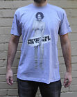 Marc Jacobs Winona Ryder Skin Tee Nude Gray T-Shirt MEDIUM LARGE