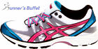 Asics Gel DS Racer 9 Women's Running Shoes Pink/Blue