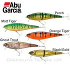 ABU ROCKET SNIFFLER SUSPENDING PIKE BASS PLUG LURES CHOOSE COLOUR