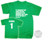 Nottingham Forest Football Brian Clough Top One Quote Number 1 T Shirt All Sizes
