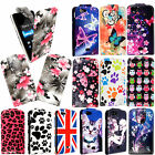 FOR SONY XPERIA MIRO ST23i STYLISH PRINTED LEATHER MAGNETIC FLIP CASE COVER
