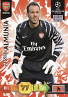Adrenalyn XL Champions League 10/11 Arsenal Barcelona Cards Pick From List
