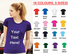 LADIES Printed T-Shirts Personalised Hen Night Hen Party Holiday Printed Tshirt