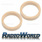 "MDF Speaker Spacer Mounting Rings 4"" 5.25"" 6.5"" 8"" 6x9"" 100mm 130mm 165mm 200mm"