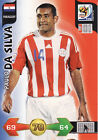 Adrenalyn XL World Cup 2010 Paraguay Portugal Trading Cards Pick From List