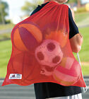 "PEACHES PICK NEW 26"" X 37"" Mesh BALL Bag Soccer Football Volleyball Water Sport"