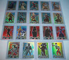Any TOPPS Star Clone Wars FORCE ATTAX Series 1 RARE Foil MASTER Card # 171 - 190